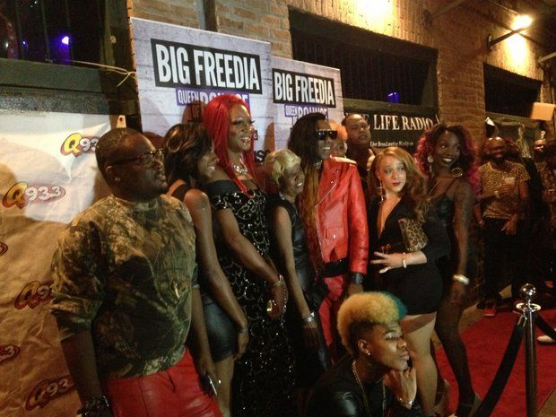 """Big Freedia's reality show, """"Queen of Bounce,"""" premieres Oct. 2 on Fuse TV"""