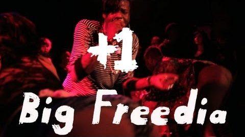 Big Freedia Explains Bounce Music, Ass Shaking +1