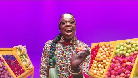 """Big Freedia - """"Louder"""" ft. Icona Pop [Official Video]"""